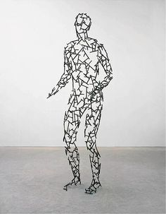 Antony Gormley - MENISCUS