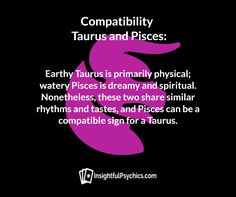 taurus and pisces whats your compatibility? #tauruscompatibility #tauruspisces #taurusandpisces #piscescompatibility #taurus #pisces
