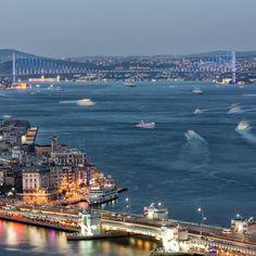"ahguzelistanbul: ""İstanbul By mcetin45 """