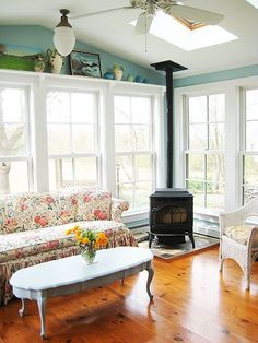 Lark & Patrick's Old-Time Homestead — Green Tour from the Archives | Apartment Therapy