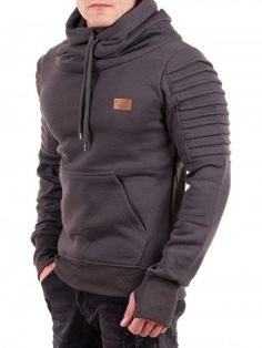 Мъжки суичър TMK Gray #sweatshirt