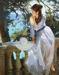Gallery of artist Vladimir Volegov, portraits of very beautiful women. Oil Painting Pictures, Art Pictures, Photos, Dream Painting, Woman Painting, Painting Art, Beauty In Art, Beauty Women, Female Portrait