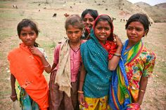 to help prevent child slavery and abuse in India-especially against little girls.