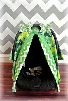 Hey, I found this really awesome Etsy listing at https://www.etsy.com/listing/195314765/flannel-dinosaur-car-seat-cover-canopy