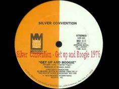 70's disco music -Silver Convention - Get Up and Boogie 1976 (+playlist)