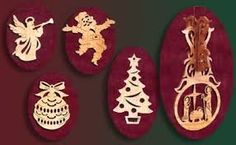 Výsledok vyhľadávania obrázkov pre dopyt scroll saw christmas ornament patterns