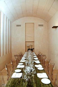 L'Anima Private Dining Room: