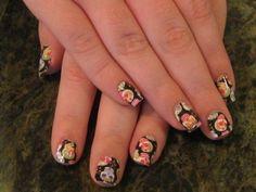 sugar skulls - nails