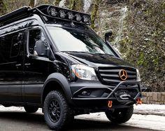 Mercedes 4x4, Mercedes Sprinter Camper, Benz Sprinter, Sprinter Van Conversion, Camper Van Conversion Diy, Vw Bus, Ambulance, Mitsubishi Truck, Camp Trails