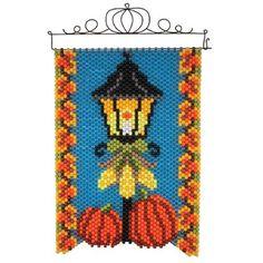 Herrschners® Autumn Light Beaded Banner Kit