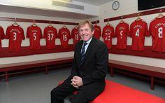 Kenny Dalglish: Back where he belongs