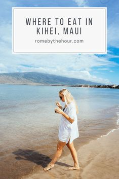 Where to Eat in Kihei Maui Hawaii travel guide and where to eat and drink acai bowls coffee brekkie bowls Trip To Maui, Hawaii Vacation, Maui Hawaii, Hawaii Usa, Vacation Ideas, Hawaii Travel Guide, Maui Travel, Travel Tips, Travel Ideas