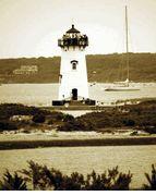 Edgartown Lighthouse Giclée, Ocean Offerings