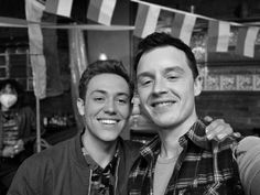 Carl Gallagher, Noel Fisher, Torchwood, Peaky Blinders, Heart Of Gold, Doctor Who, Robin, Behind The Scenes, It Cast