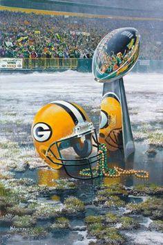 Green Bay Packers Lombardi Trophy