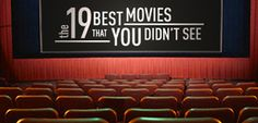 The 19 Best Movies That You Didn't See in 2012 - Indie Gems to Watch