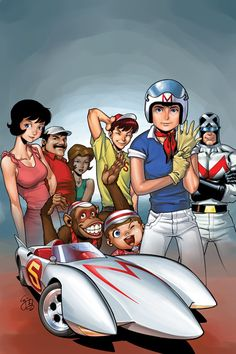 Go Speedracer Go!