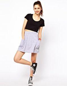 #asos                     #Skirt                    #American #Apparel #Jersey #Pocket #Skirt #asos.com                           American Apparel Jersey Pocket Skirt at asos.com                              http://www.seapai.com/product.aspx?PID=1380345