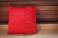 7 Different Styles of Ruffle Pillow Covers - Sew Some Stuff