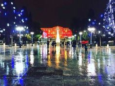 The Most Beautiful Photos of Athens at Christmas - News It's beginning to look a lot like Christmas in Greece. We have compiled a small, yet beautiful, collection of some of our favourite Athens at Christmas photos. Christmas In Greece, Athens Greece, Christmas Photos, Seattle Skyline, Toronto, Most Beautiful, Fair Grounds, Adventure, World