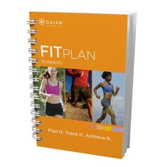 Gaiam Fit Plan for Running -- Check this awesome product by going to the link at the image. Holiday Workout, La Fitness, Health Fitness, Fitness Accessories, Workout Accessories, No Equipment Workout, Workout Gear, Fitness Planner, Gift Guide