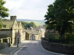 Glossop, in the Peak District
