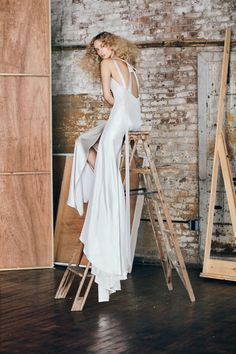 These Wedding Dresses Are About to Blow Up on Pinterest via @WhoWhatWearUK
