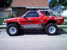 "8"" lift on a Subaru Foresterhaving a lifted subaru would"