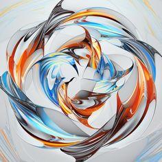 Modern ArtBuyer: ReVOX / Silvered by Chuck Elliott