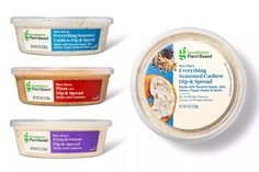 Good & Gather Cashew Dips are available only at Target, in three dairy-free and vegan varieties: Everything, French Onion, and Pizza! Dairy Free Options, Dairy Free Recipes, Protein Pizza, Garlic Seeds, Dehydrated Onions, Garlic Dip, Pizza Ingredients, Distilled White Vinegar, Gluten Free Snacks