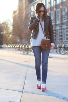 Comfy weekend style