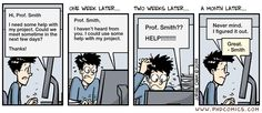 What happens in a phd defense Life Happens, Shit Happens, Phd Comics, Future Research, Phd Student, References Page, Higher Learning, Marketing Data