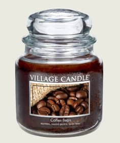 #VillageFriend #Favorite, Freshly ground Coffee, Roasted Pecans, Vanilla