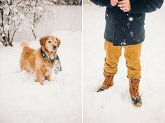 LL Bean boots? Justin & Mary - Photography