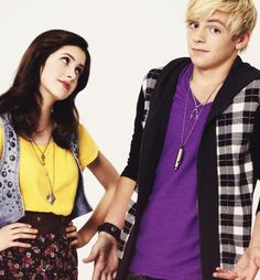 cool austin and ally are  the best and austin is so cute