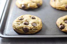 Cookies macios com gotas de chocolate | Cozinha Legal