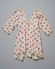 Short Gown ca 1800, Netherlands. jak met mouwen, Elburg
