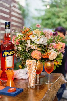 Aperol was created in 1919 in Padova, Italy, by the Barbieri Brothers who launched the revolutionary idea of an aperitif – a cocktail with an alcohol content of only 11 percent, to be enjoyed in the afternoon with friends. Their stylish and versatile creation inspired a cocktail which has become the signature drink of Italy: the Aperol Spritz. #DrinkItalian