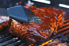 Barbecue Tri Tip Roast Beef Recepies, Steak Recipes, Grilling Tips, Grilling Recipes, Tritip Roast Recipes, Bbq Tri Tip, Love Food, Barbecue, Main Dishes