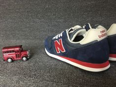 New Balance 373 Women's Blue Red Shoes NB373