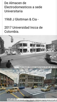 Old Pictures, Racing, Street, Colombia, Scenery, Historia
