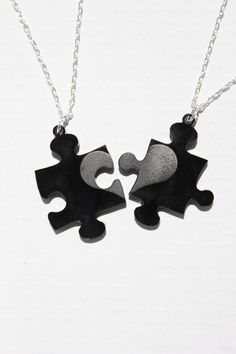 couple necklace | Tumblr
