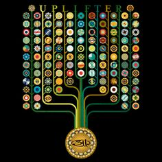 311 Uplifter Album Art by 311Music
