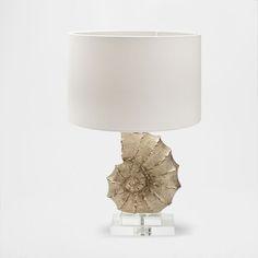 Bild des Produktes Lampe in Schneckenform