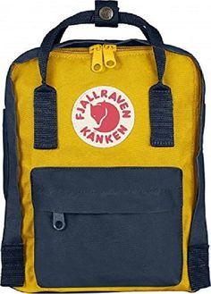 Fjallraven Kanken Mini Daypack, Navy Fjallraven
