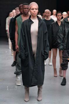 Kanye West x Adidas Originals Fall 2015 Ready-to-Wear - Collection - Gallery - Style.com