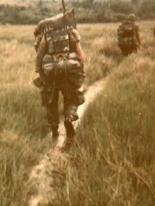 February 10-12, 1967     The 1/1 Marines launches Operation STONE, a search & destroy mission in Go Noi Island along the Thuy Bo River, 12 miles south of Da Nang during which the Vietcong's R20 Doc Lap Battalion is decimated. US casualties are 9 KIA and 77 WIA, VC casualties are 291 KIA and 65 POWs.         (Bravo 1/1 patroling Go Noi Island, 1967)  __________________