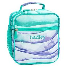 Gear-Up Ice Dye Classic Lunch Bag