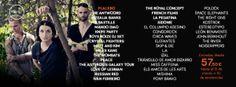 Festival Arenal Sound 2014  Salida a la venta: Lunes 11 de noviembre de 2013 a las 11:00  Fecha: del 31 de julio al 3 de agosto del 2014