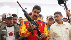 Maduro insiste en que desde Madrid se hace campaña para invadir Venezuela – argentinatoday.org